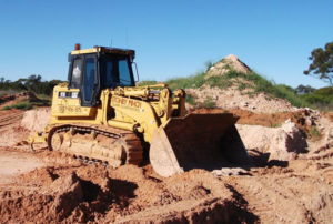 Earthmoving - Stoney Pinch