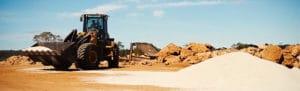 Quarry Earthworks