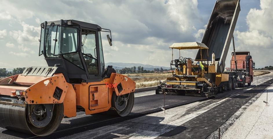Road Construction Riverland